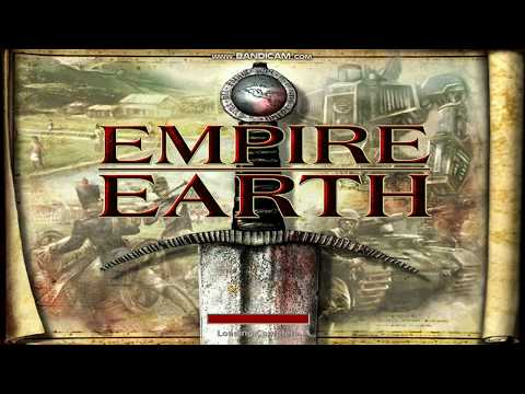 Empire Earth - real game From PREHISTORICAL AGE to Nano age - part one |