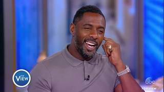 Idris Elba Talks Childhood, Playing American Roles, And