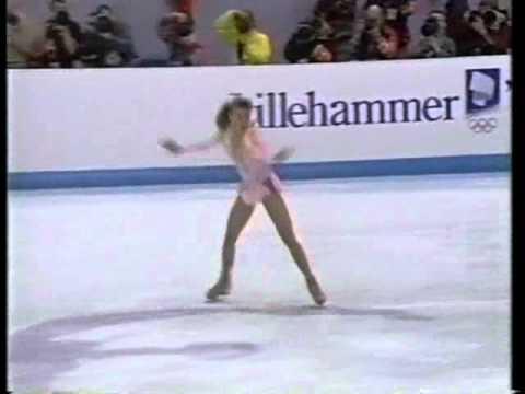 Oksana Baiul LP 1994 Lillehammer Winter Olympics