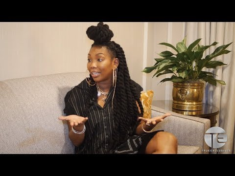 Brandy on Clapbacks, Weight Gain, Cardi B & More (Full Interview)