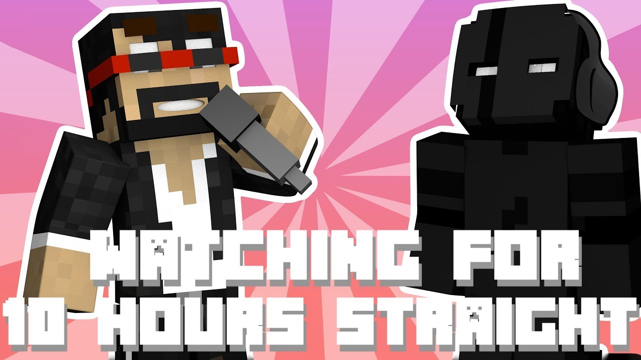 """Download Watching Captain Sparklez Parody """"Revenge"""" For 10 Hours Straight 