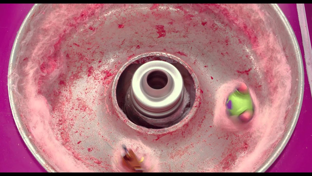 The Spongebob Movie Sponge Out Of Water Clip Cotton Candy Paramount Pictures International
