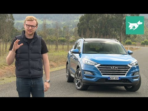Hyundai Tucson 2019 review