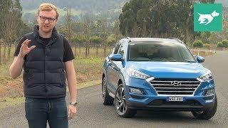 Hyundai Tucson 2019 review