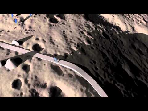 CC Simulation Plan for Lunar Settlement Infrastructure Build-Up