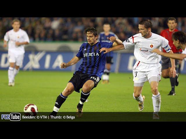 2006-2007 - UEFA-Cup - 04. 3de Voorronde - Club Brugge - MFK Ruzomberok 1-1