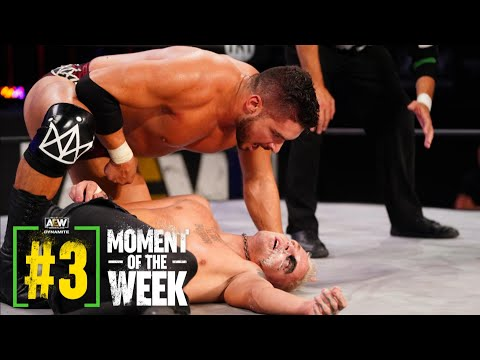 Were the Odds Too Much for Darby Allin to Overcome? | AEW Friday Night Dynamite, 6/18/21