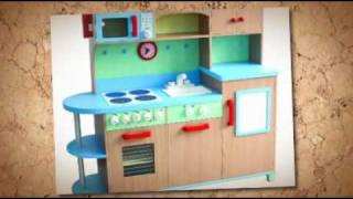 All In One Play Kitchen