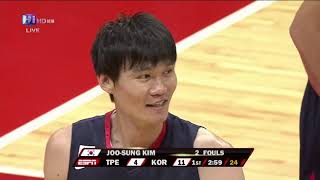 [HD]2011年第33屆瓊斯杯男子組 08-13 中華vs韓國