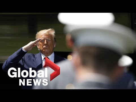 President Trump delivers commencement address at West Point academy | FULL