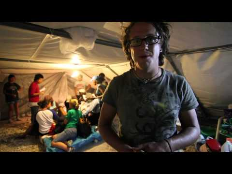 YWAM team delivers baby in tent city of Port-Au-Prince, Haiti, with only 1 hour healthcare education