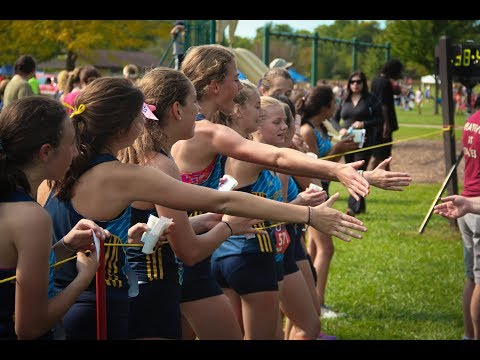Grosse Pointe South Cross Country Video - 2017