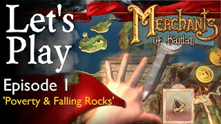 "Merchants of Kaidan LP - S1E1 - ""Poverty & Falling Rocks"""