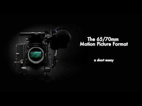 The 65/70mm Motion Picture Format: a short essay