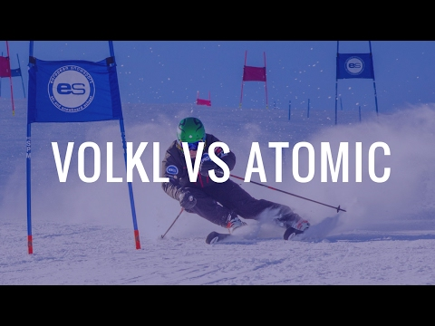 Atomic Double Deck vs Volkl Code :: European Snowsport & Mountain Air  Ski Test