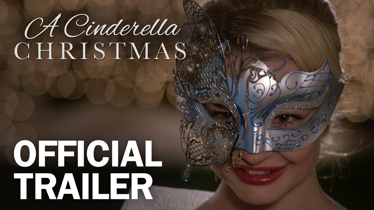 A Royal Christmas Ball Trailer.A Cinderella Christmas Official Trailer Marvista Entertainment