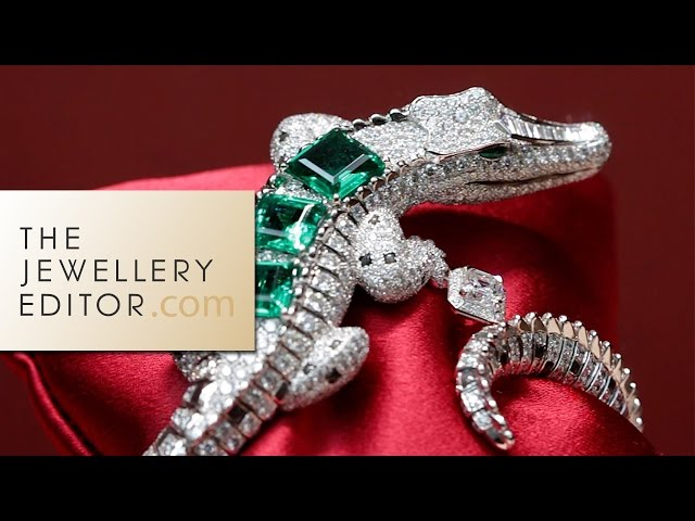 Biennale des Antiquaires: the world's most amazing diamond jewellery