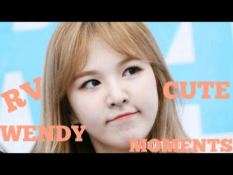 RED VELVET WENDY CUTE AND FUNNY MOMENTS