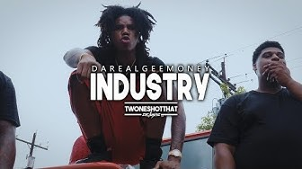 Da Real Gee Money - Industry | Official Music Video (YoungBoy Never Broke Again Response)