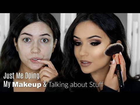 JUST A YOUTUBE MAKEUP VIDEO