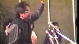 2000: Mushaira Washington  Dr. Peerzada Qasim , Iftikhar Arif, Kasoti Jaganaath Aazad Sabiha Sabah