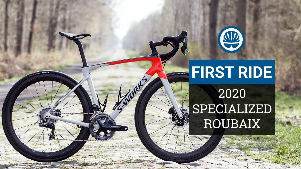 2020 Specialized Roubaix | Cobble Comfort Goes Aero, Equals Tarmac