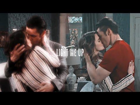 Sarah & Xander   Light Me Up
