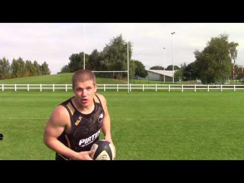 Leeds Beckett Varsity crossbar challenge