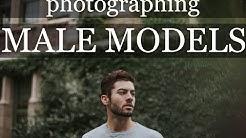 Male Ideas Model Photoshoot