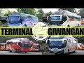 Hunting Jogja | Keluar Masuk Bus Di Terminal Giwangan Yogyakarta
