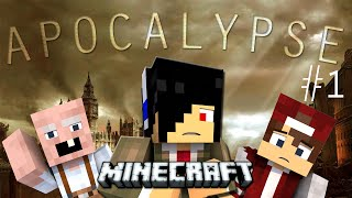 Minecraft Roleplay: The Apocalypse - E1 / The Drop