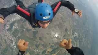 INSANE Skydiving Aff Levels 1-7