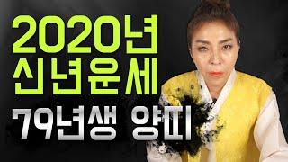 ◆ 79년생 양띠운세사주 ◆ 2020년 양띠운세사주 신점