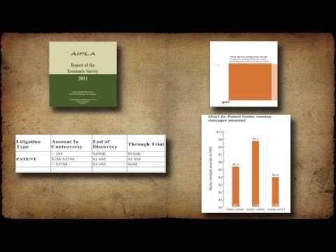 Patent Basics (3) - Patent Litigation Costs and Judgments