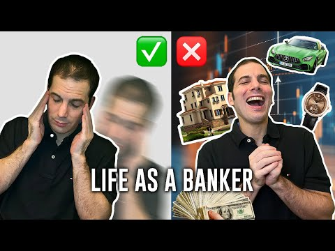 Investment Banking - Life As An Investment Banker. SHOCKING TRUTH