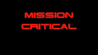 Mission Critical - game loop demo (PC MS-DOS, 1994, MT-32 music)