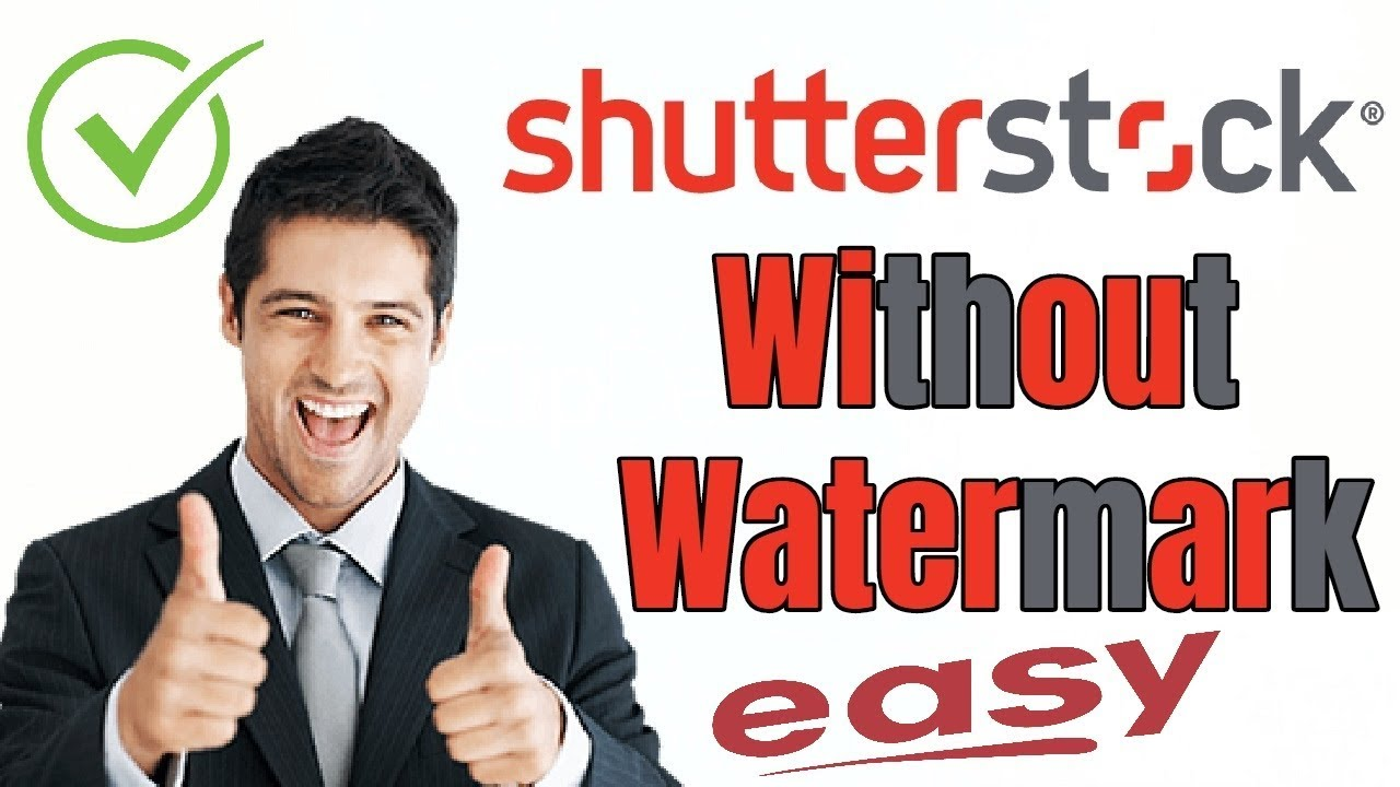 3 27 MB] How To Get Images From Shutterstock Without Watermark
