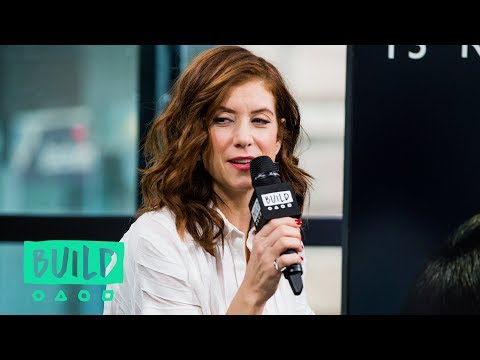 """Kate Walsh Discusses New Netflix Show """"13 Reasons Why"""""""