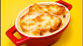 How To Make A Classic French Onion Soup (hd)