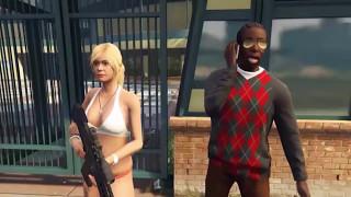 Gta 5 - Ultimate Thug Life ■ Funny fails ■Stunts ■ Hot Moments (Funny Videos Compilation )