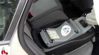 Maxi Cosi FamilyFix Car Seat Base review