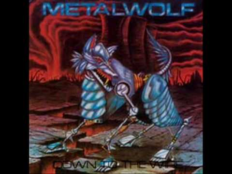 Metalwolf - Down to the Wire