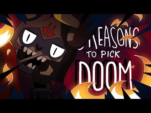 5 REASONS TO PICK DOOM (DOTA 2)