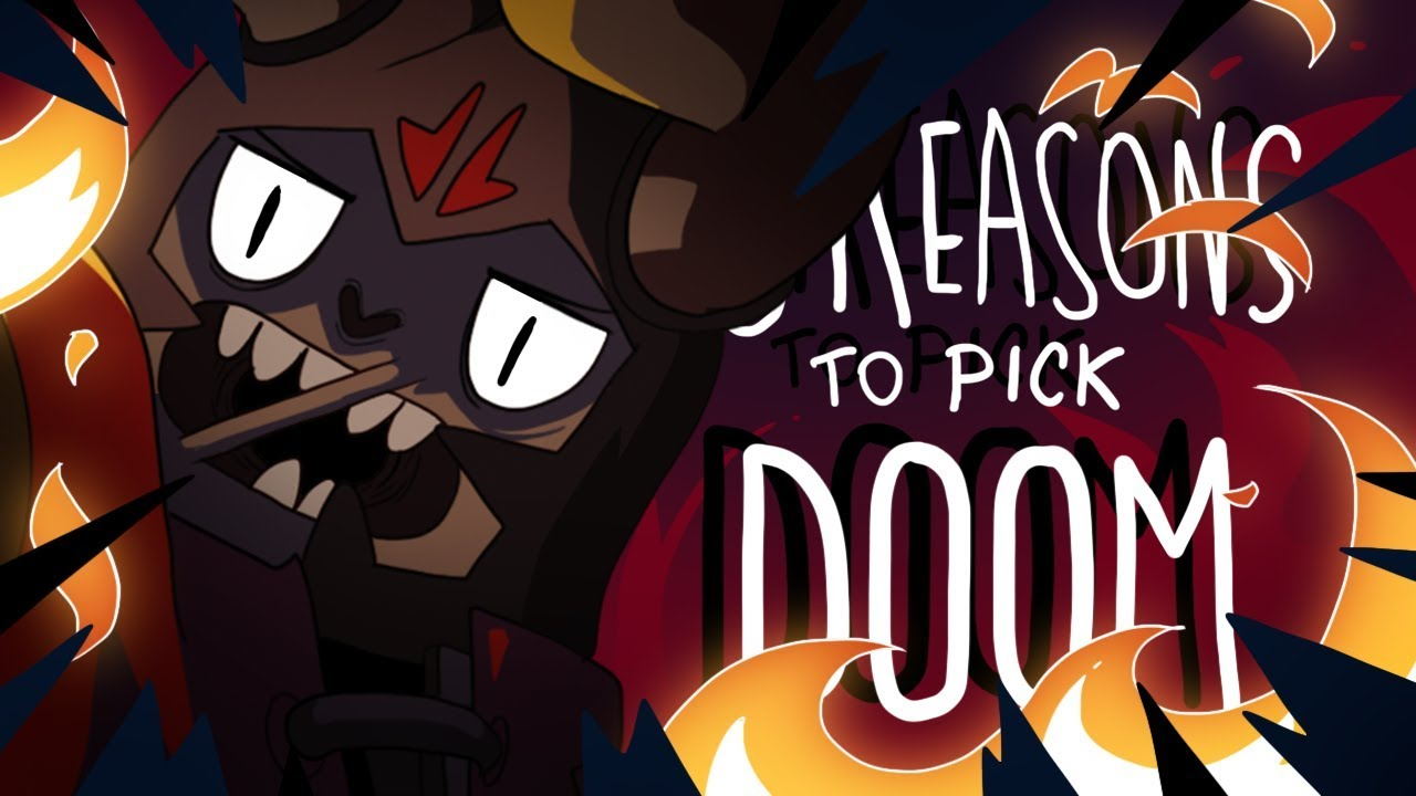 Download 5 REASONS TO PICK DOOM (DOTA 2)