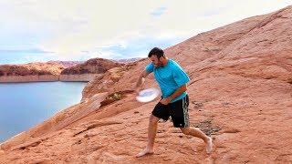 Frisbee Trick Shots in 4K | Brodie Smith with DevinSuperTramp