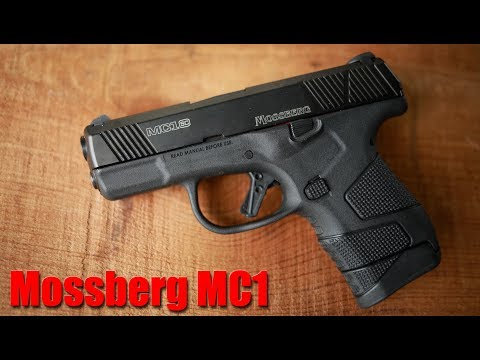 Mossberg MC1 1000 Round Review: The Best New Carry Pistol?