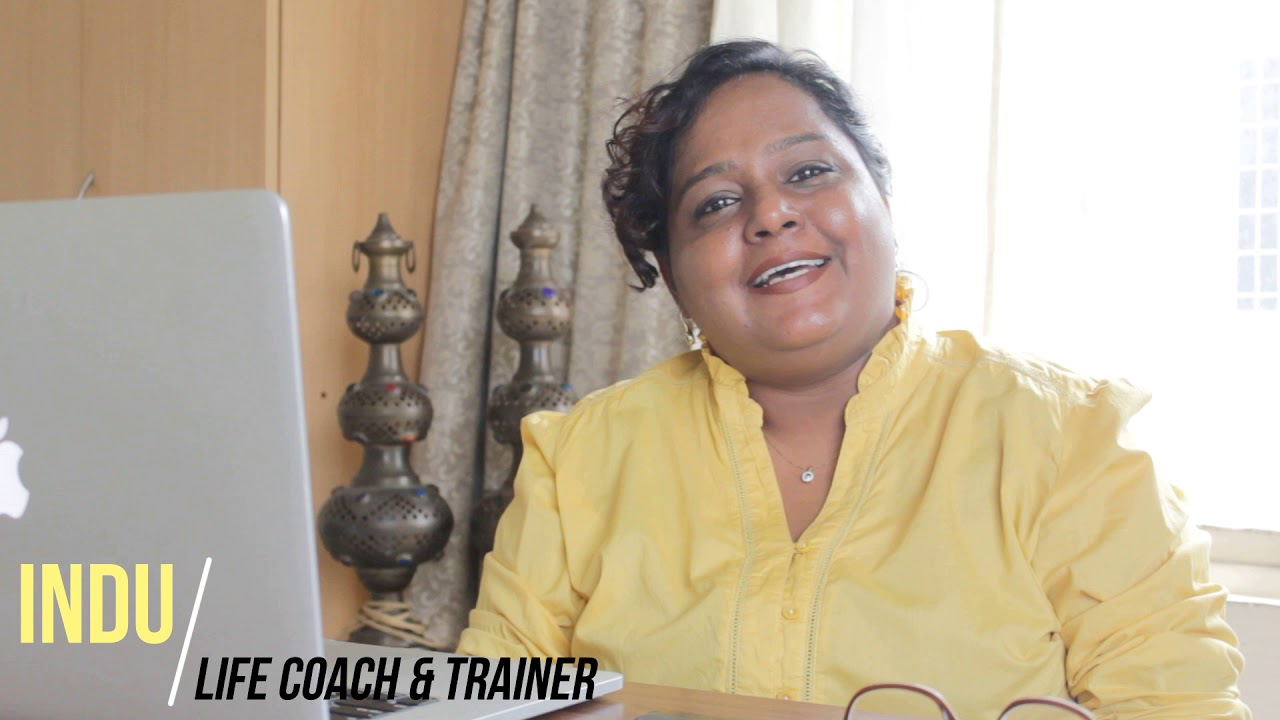 LIFE COACH | Q/A with INDU NANDAKUMAR (With Bloopers)