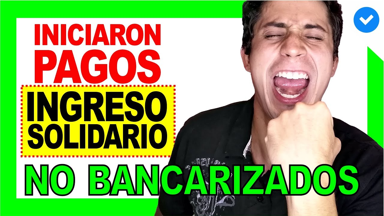 😍 Ingreso Solidario y Banco Caja Social empezaron pagos a NO BANCARIZADOS 😍 | DERECHO COLOMBIANO