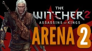 Why I love CD Projekt - The Witcher 2 Arena Mode #2