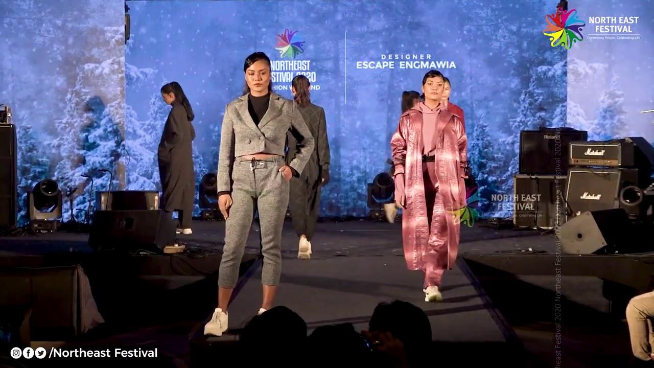 Engmawia Escape   NEF Fashion Weekend 2020